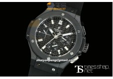 HB0040B -  Big Bang Evolution Full Ceramic Black CF RU - Asian 7750 28800bph