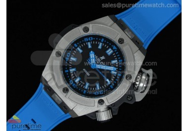 King Power 48mm Oceanographic 4000 Blue