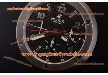 Hublot Big Bang Wall Clock 301.SM.130 Steel Wall Clock